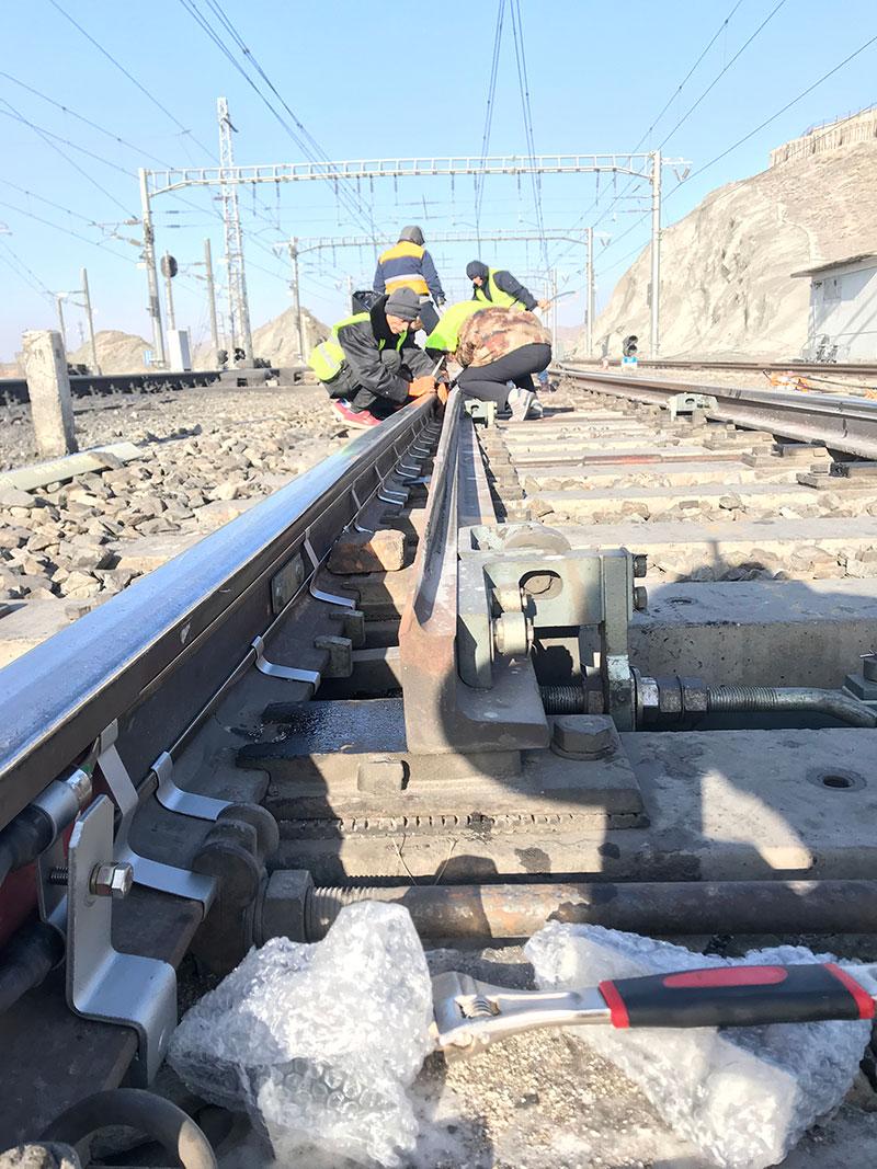 科莱斯电伴热----为铁路春运保驾护航